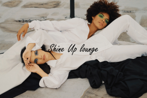 Shine up loungeヘッダー